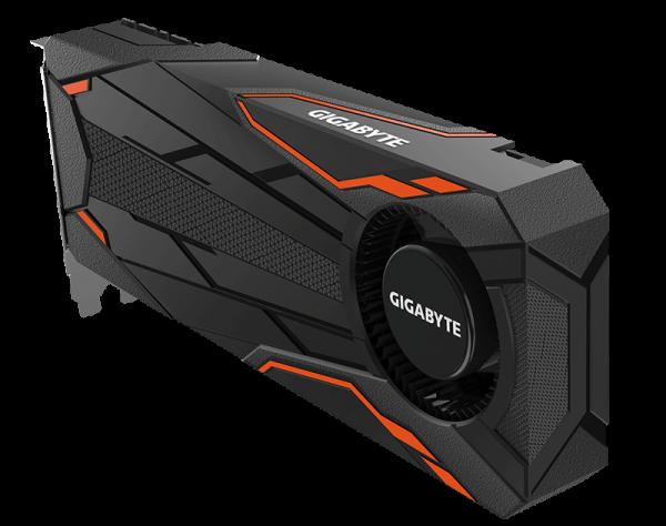 GIGABYTE GeForce GTX 1080 Graphics Card Turbo OC Edition Released