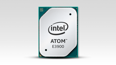 Intel Atom E3900 Series Processor Announced