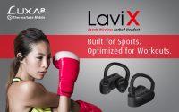 LUXA2 Lavi X Sports Wireless Earbud Headset Introduced
