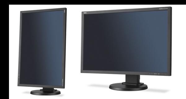 NEC MultiSync EX241UN Display Launched