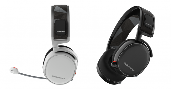 SteelSeries Arctis Headsets Introduced
