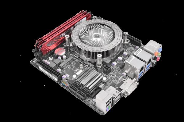 Thermaltake Engine 27 1U Low-Profile CPU Cooler Announced
