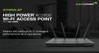 Amped Wireless ATHENA-AP AC2600 Wi-Fi Access Point Introduced