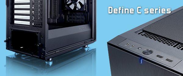Fractal Design Define C Case Launched