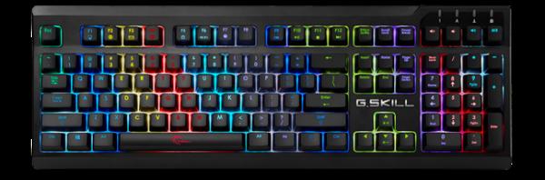 G.SKILL RIPJAWS KM570 RGB Mechanical Gaming Keyboard Released