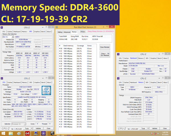 G.SKILL Trident Z DDR4 64GB(4x16GB) Memory Kit Announced