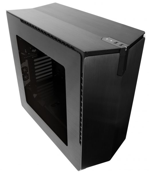 HBT+ Gravity 6 Aluminum Made Hi-End Gaming PC Case Launched