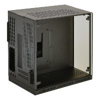 Lian Li PC-Q37 Tempered Glass mini-ITX Case Introduced