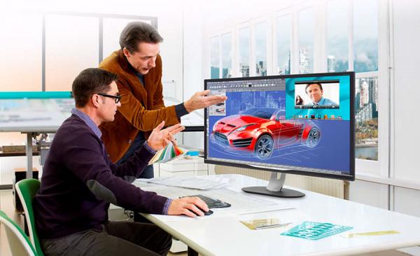 Philips BDM3270QP2 CrystalClear Quad HD 2560 x 1440 32-inch Display Announced