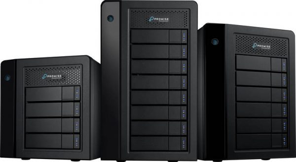 Promise Technology Pegasus3 Storage Devices Launched