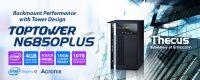 Thecus N6850PLUS TopTower NAS Released