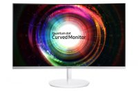 Samsung CH711 Quantum Dot Curved Monitor to be Unveiled at CES 2017