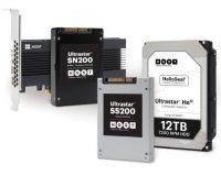 Western Digital NHGST-branded Ultrastar SN200 Drives Announced