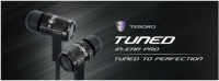 Tesoro Tuned In-Ear Pro Headphones Launched