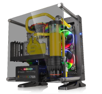 Thermaltake Core P1 TG Mini ITX Chassis Announced