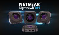 NETGEAR Nighthawk M1 Mobile Router Announced