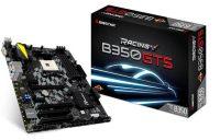 BIOSTAR AMD B350 RACING Series Motherboards Debut