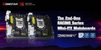 BIOSTAR RACING Z270GTN and RACING B250GTN mini-ITX Motherboards Announced