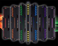 CORSAIR VENGEANCE RGB DDR4 Unveiled