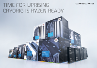 CRYORIG AM4 Line Up and Free Upgrade Kit Announced