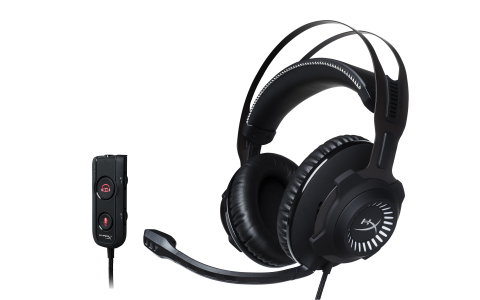 HyperX Cloud Revolver S Gaming Headset Introduced