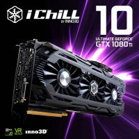 INNO3D GeForce GTX 1080 Ti iChiLL Gaming Graphics Cards Announced
