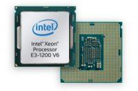Intel Xeon Processor E3-1200 v6 Product Family Introduced