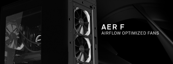 NZXT Aer F Fans Introduced