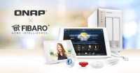 QNAP and FIBARO Hub for Smart Home Systems Introduced