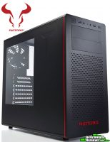 Riotoro-Mid-Tower-Gaming-Case-Front-Angle-With-Logo
