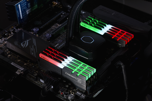 G.SKILL Trident Z RGB DDR4-3333MHz 128GB (16GBx8) Memory Kits Announced