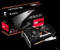 GIGABYTE AORUS Radeon RX 500 Series Graphics Cards Unveiled