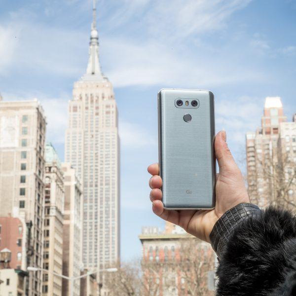 LG G6 Smartphone Released