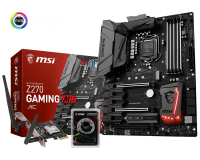 MSI Light Sync 200 Series Motherboards Introduced
