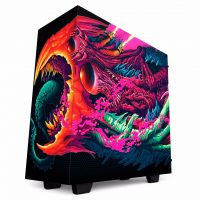 NZXT S340 Elite Hyper Beast Limited Edition Mid-tower Chassis Released