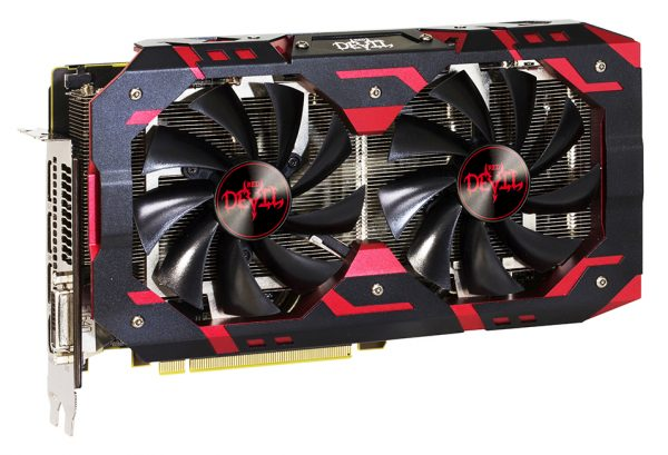 POWERCOLOR Golden Sample RX 580 8GB GDDR5 & Red Devil RX 580 8GB GDDR5 Graphics Cards Announced