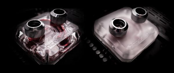Alphacool Eisblock XPX Clear and Satin Cooler Introduced