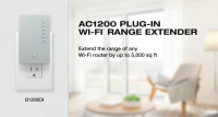 Amped Wireless AC750 Plug-In Wi-Fi Range Extender Debuts