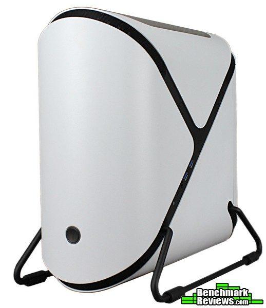BitFenix Portal Window BFC-POT-150-KKWKK-RP No Power Supply Mini-ITX Case