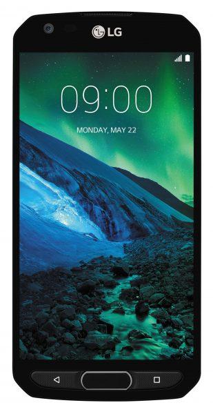 LG X Smartphone Unveiled