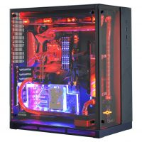Lian Li PC-O11WGX PC Case Introduced