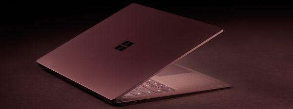 Microsoft Surface Laptop Announced