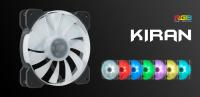 Reeven KIRAN RGB Fan Launched