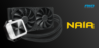 Reeven NAIA 240 All-in-One Liquid Cooler Announced