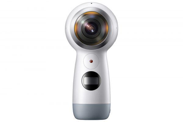 Samsung Gear 360 Camera Released