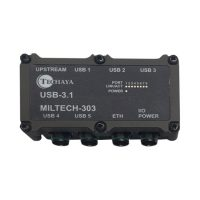 Techaya MILTECH 303 USB Hub Introduced
