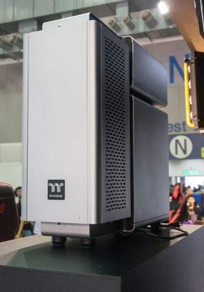 Thermaltake Level 20 Liquid Cooling Gaming Chassis Introduced