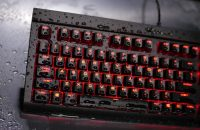 CORSAIR K68 Dust and Spill Resistant Gaming Keyboard Announced
