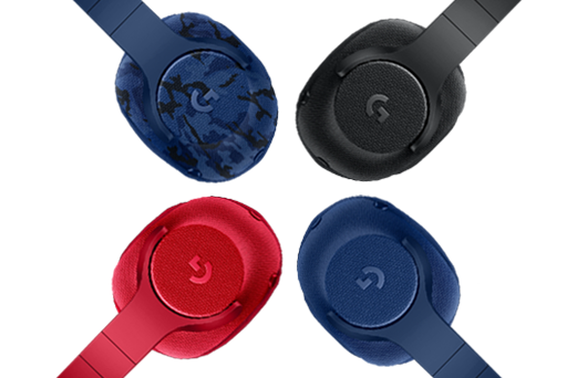 Logitech G433 and G233 Gaming Headsets Introduced