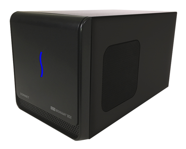 Sonnet eGFX Breakaway Box Expansion Chassis Released